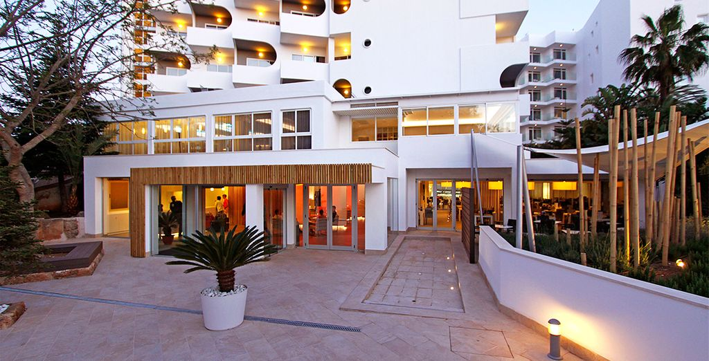 Hotel Pamplona 4* - luxury hotel in palma de Mallorca