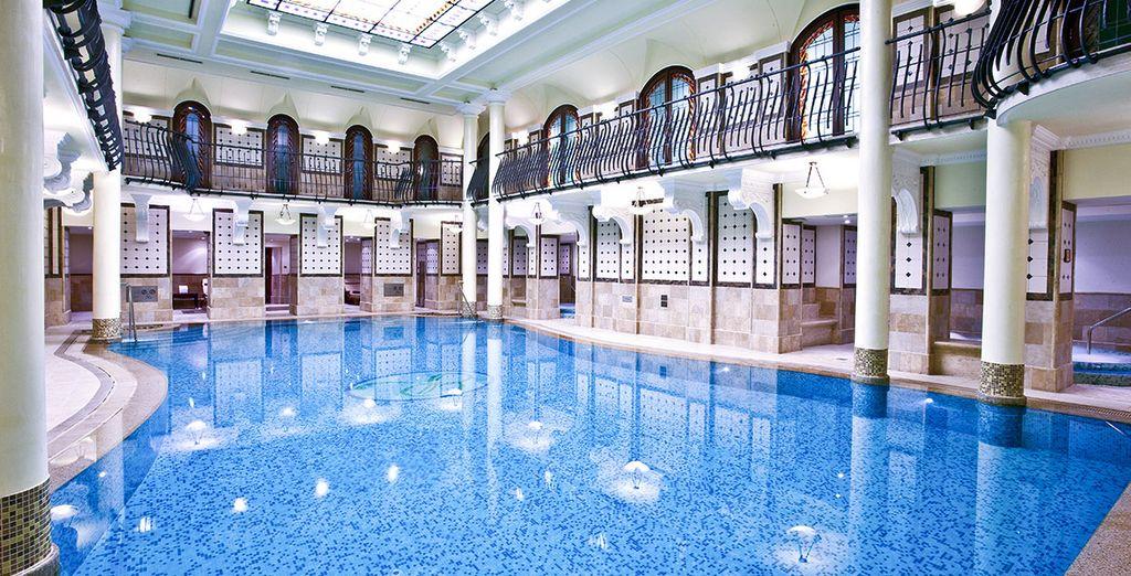 Budapest hotels deals