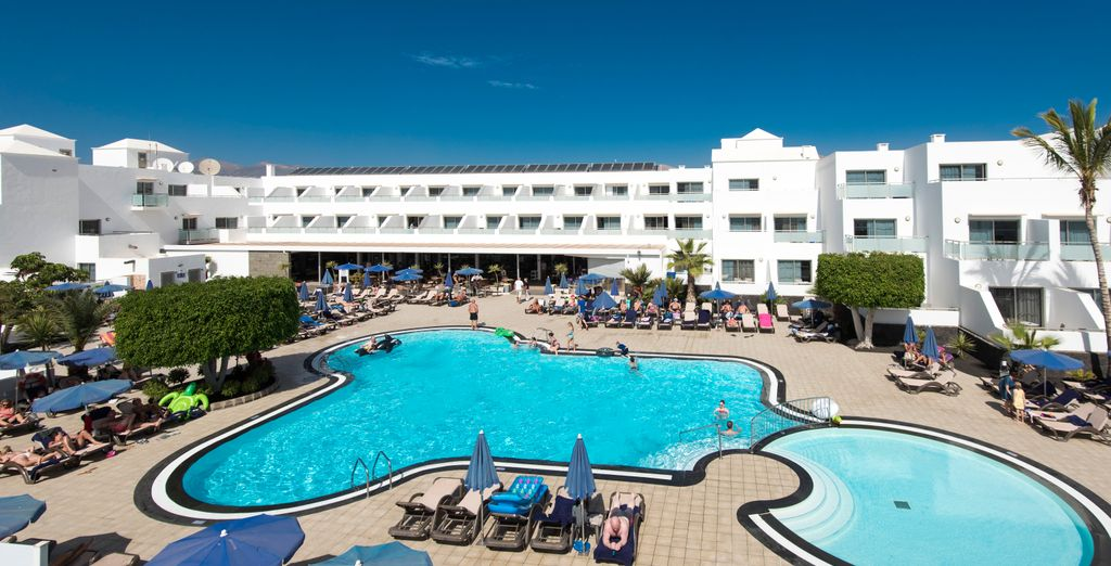Hotel Lanzarote Village 4* - all inclusive