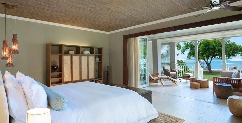 St Regis Mauritius 5* - honeymoon deal