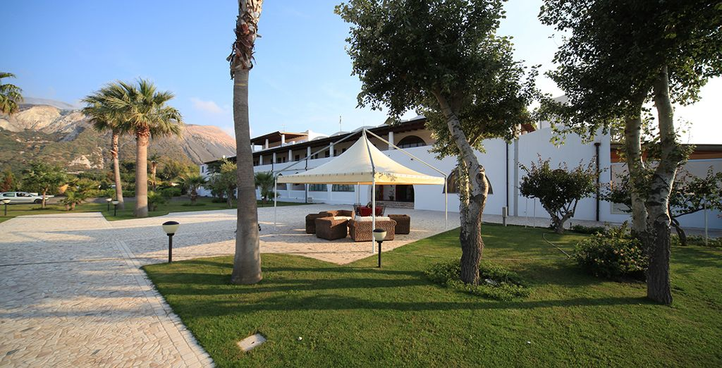 Hotel Garden Vulcano 4 Voyage Priv Up To 70