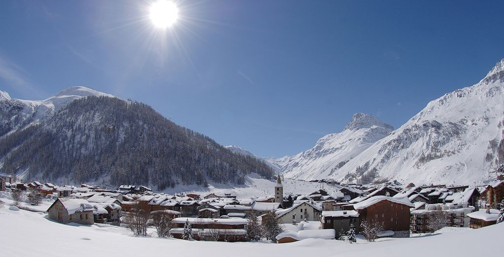 Best Ski Resorts in France : Val d'Isere