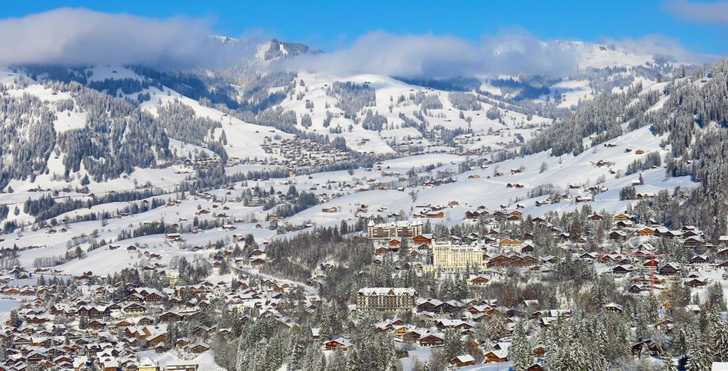 Best Ski Resorts in Switzerland : Gstaad
