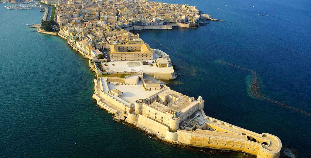 Holidays in Sicily : Ortigia and Syracuse