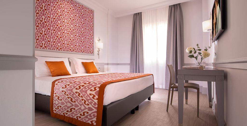 Hotel Della Conciliazione 4* - holidays in october