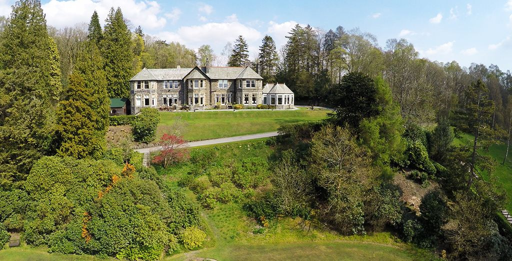 Merewood Country House Hotel 4* - bank holiday