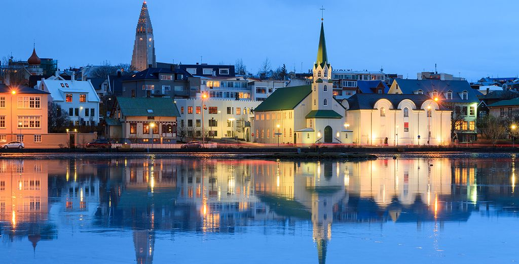 City Breaks in Europe : Reykjavik