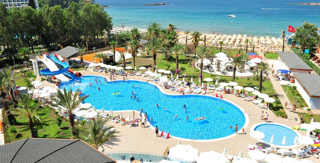 Annabella Diamond Hotel 4* - holidays in september