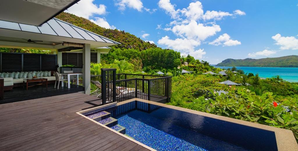 Raffles Praslin Seychelles 5* - luxury honeymoon