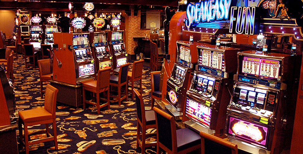Get your evening started with some games in the casino