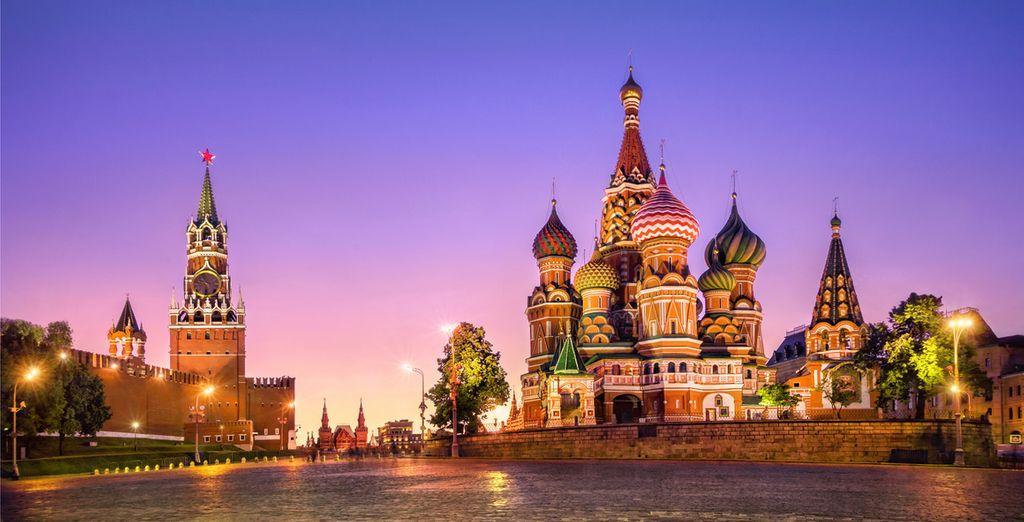 Trans-Siberian: Russia to Beijing