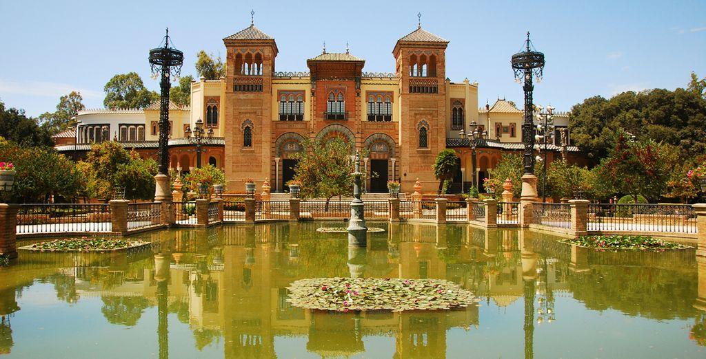 Last Minute Easter Holidays : Seville