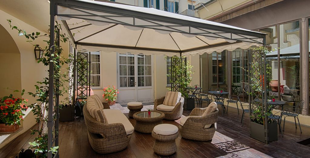 NH Anglo American 4* - city break in florence