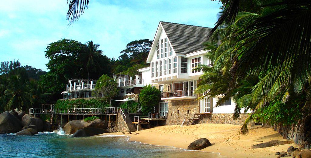 Bliss Boutique Hotel Seychelles 4* for honeymoon