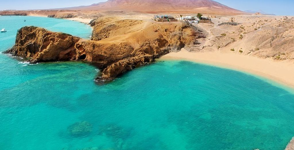 Last minute deals to Lanzarote - cheap prices
