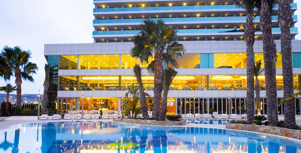 Hotel AR Diamante Beach 4* - holidays alicante