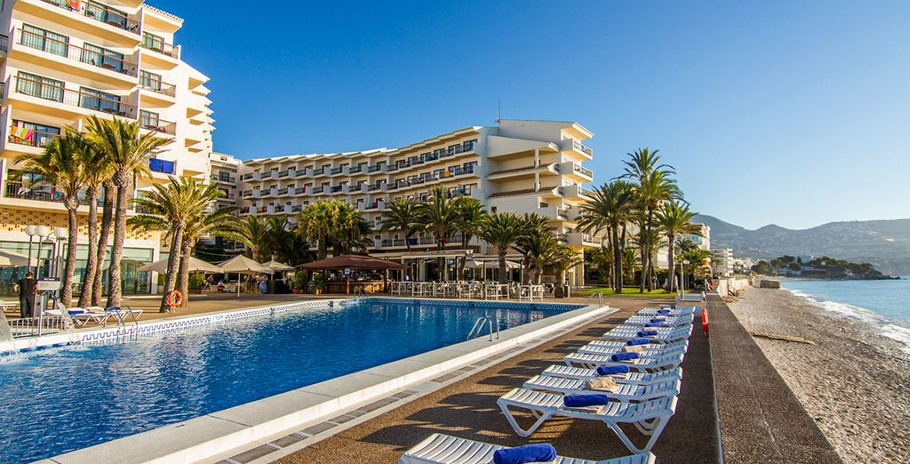 Hotel Cap Negret 4* - holidays in Alicante