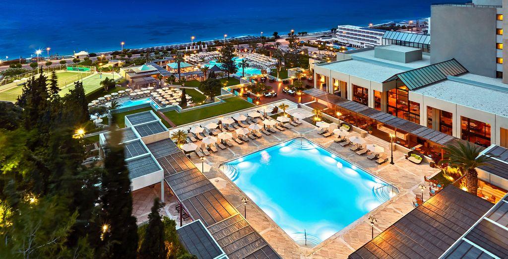 Sheraton Rhodes Resort 5*