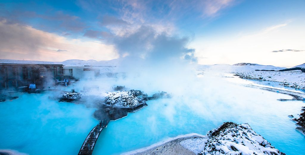visit blue lagoon in iceland