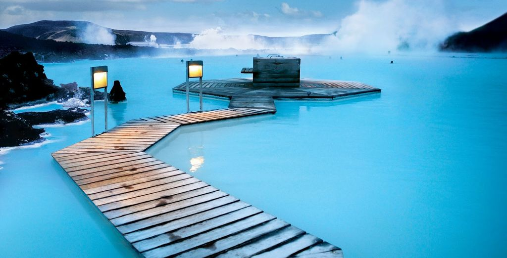 visit blue lagoon, iceland