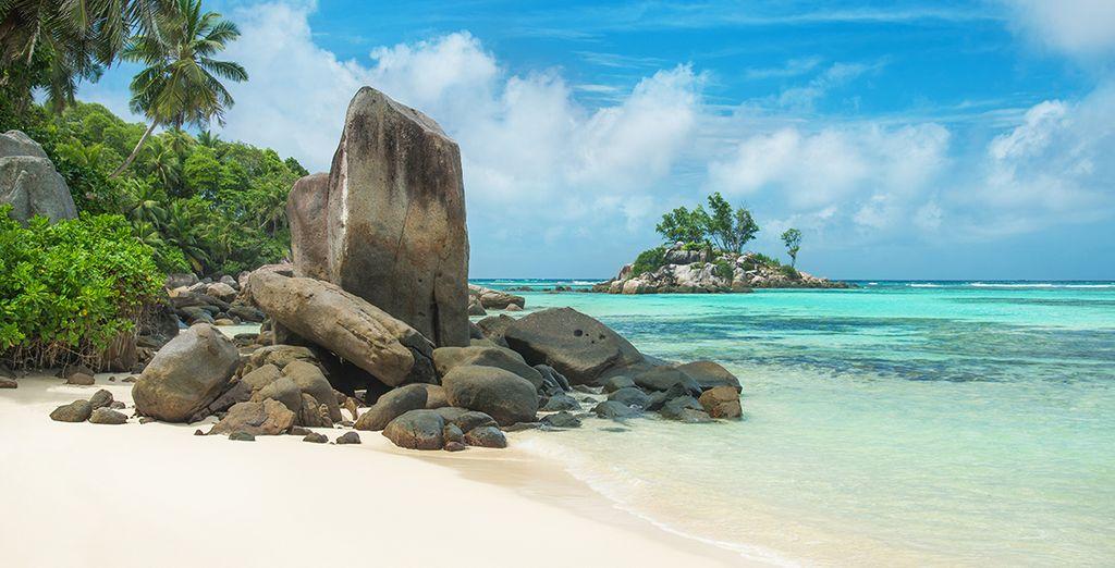 Seychelles Catamaran Cruise for luxury honeymoon