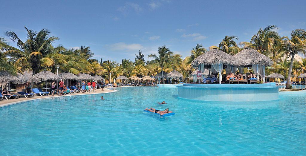 Enjoy the sun in Cuba!