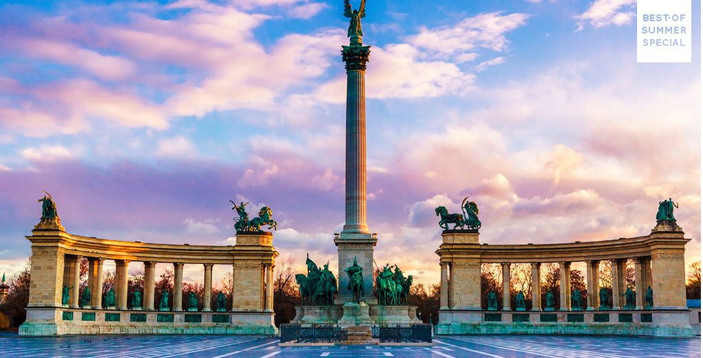 Discover an intriguing city - Mamaison Hotel Andrassy 4* Budapest