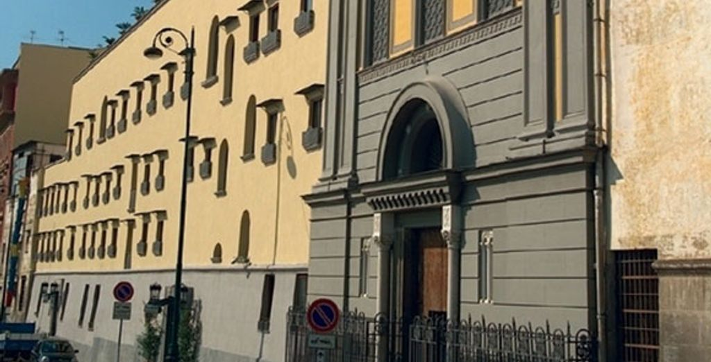 - Hotel San Francesco al Monte***** - Naples - Italy Naples