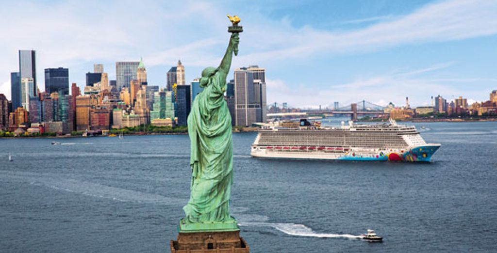 - New York Stay + NCL Breakaway Bermuda Cruise Various