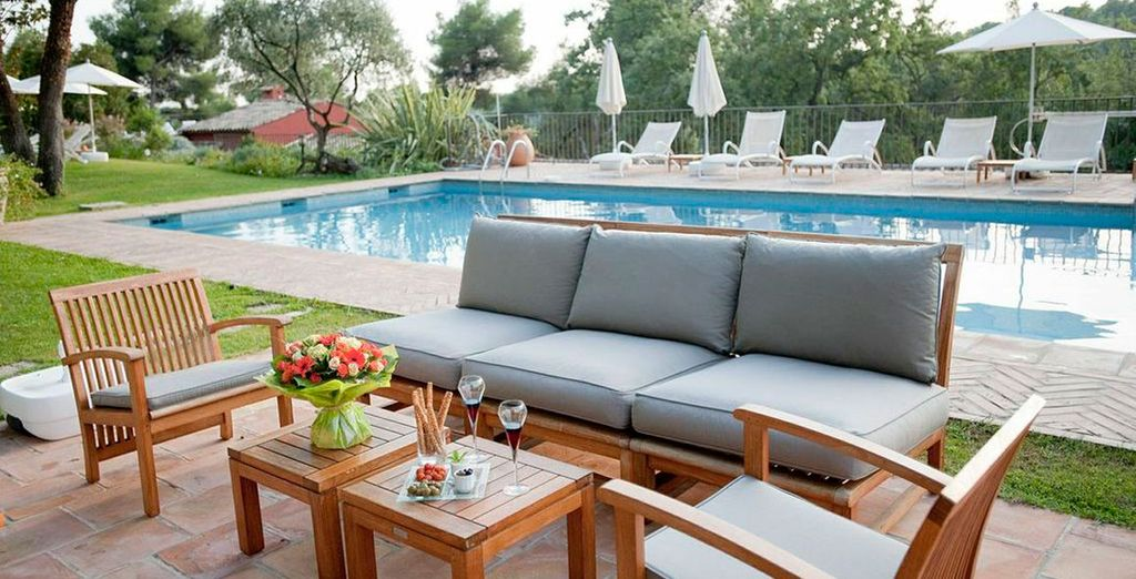 A wonderful hotel perfect for relaxing moments - Hotel Cantemerle**** Vence