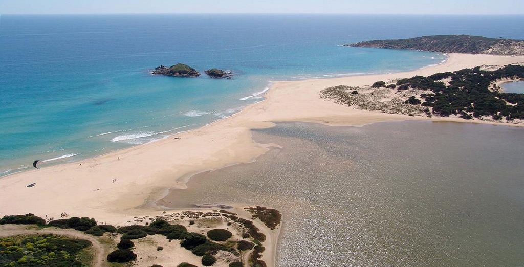 Discover miles of unspoilt beaches
