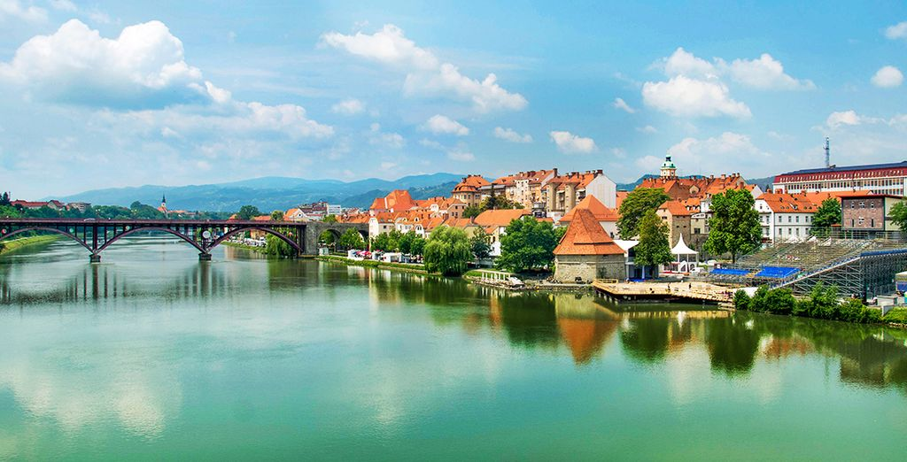 Revitalise your mind and body in the beautiful unspoiled landscape of Slovenia