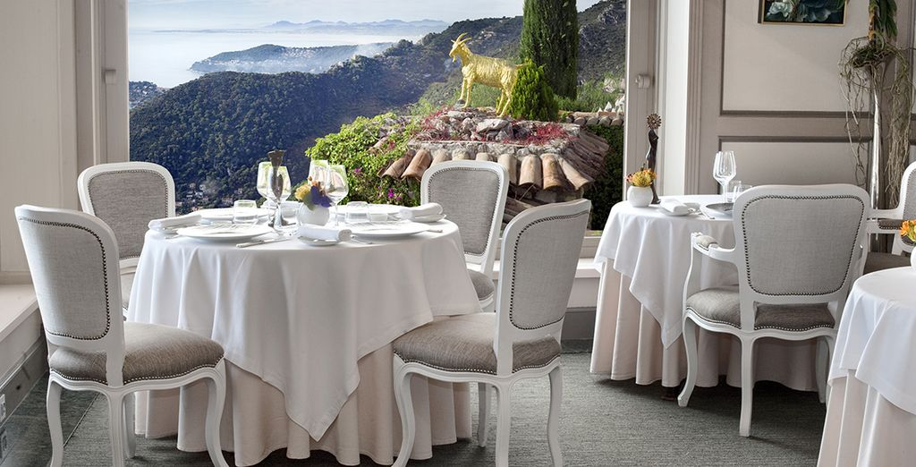 Return for an evening meal at the one of the outstanding restaurants