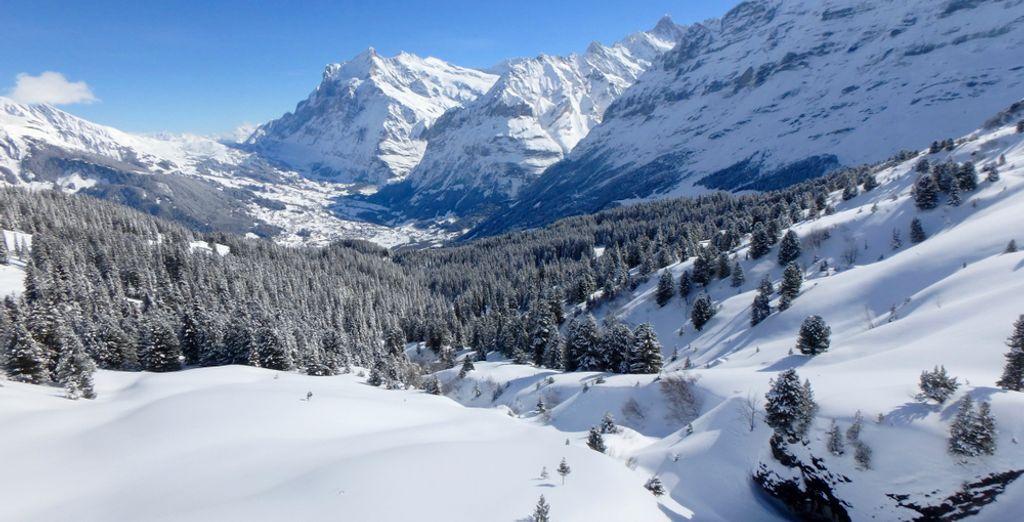 Family Ski Holidays in Switzerland