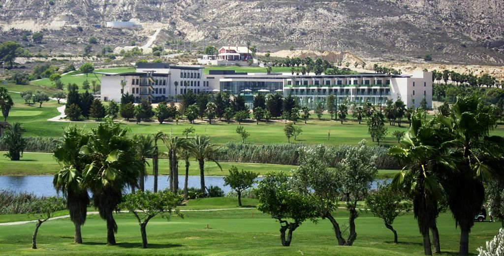 Welcome to La Finca Golf and Spa Resort