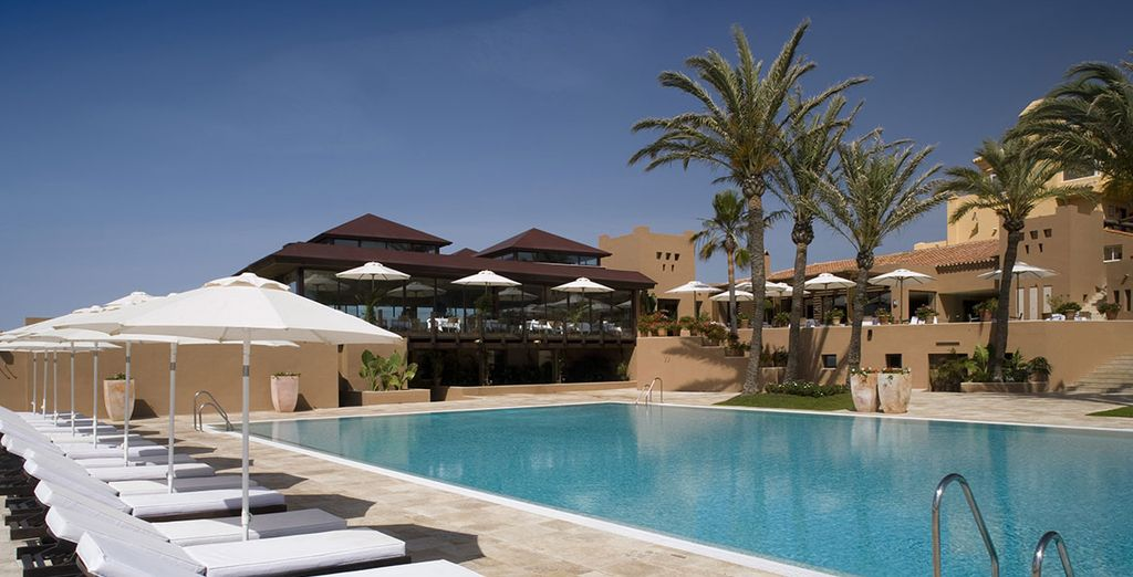 Soak up the Spanish sunshine - Guadalmina Spa & Golf Resort**** - Marbella - Spain Marbella