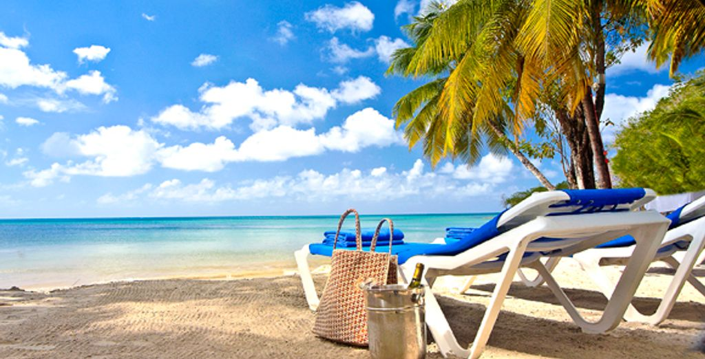- Morgan Bay**** - Gros Islet - St Lucia St Lucia