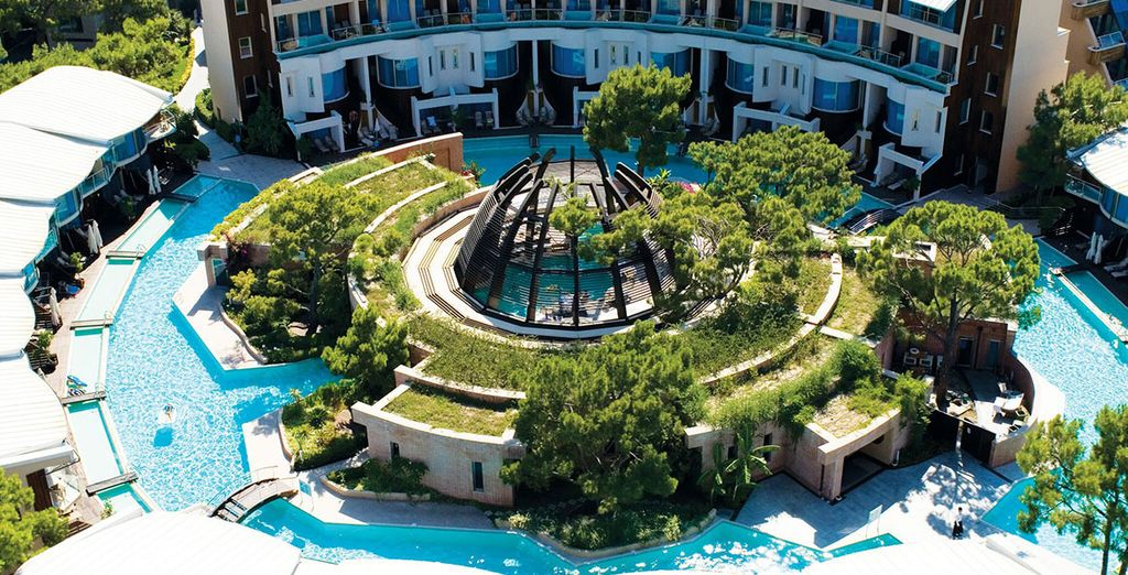 Rixos Sungate Hotel 5*