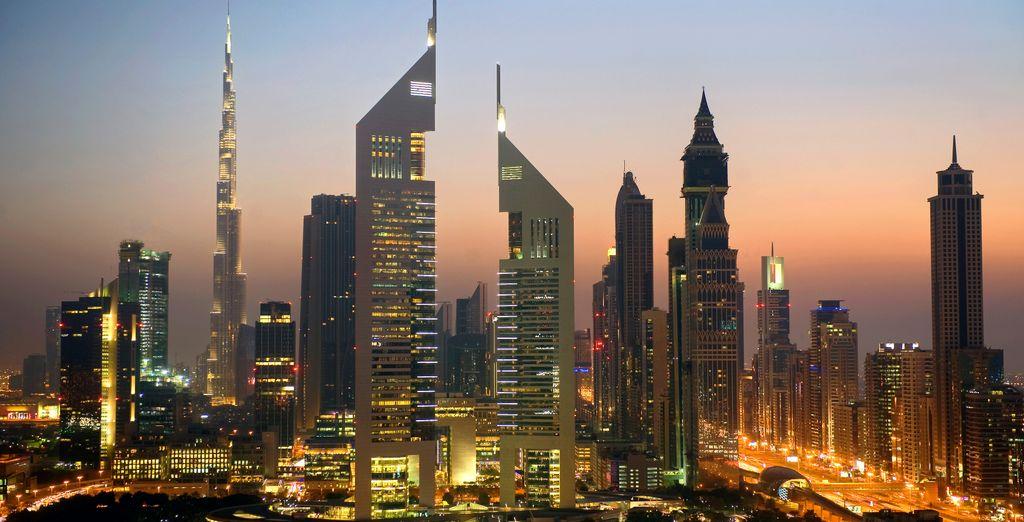 Discover the Jumeirah Emirates Towers - Jumeirah Emirates Towers 5* Dubai