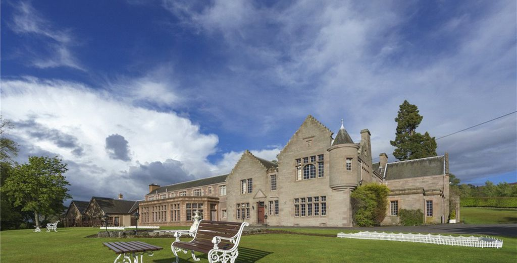 Murrayshall House Hotel 4* - family easter holidays