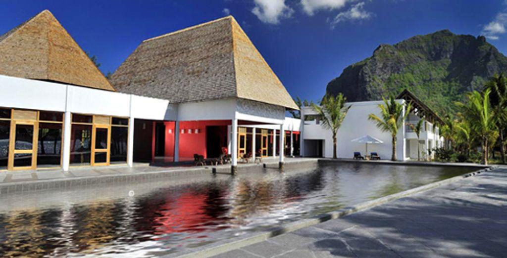- Mornea Hotel**** - Mauritius - Indian Ocean Mauritius