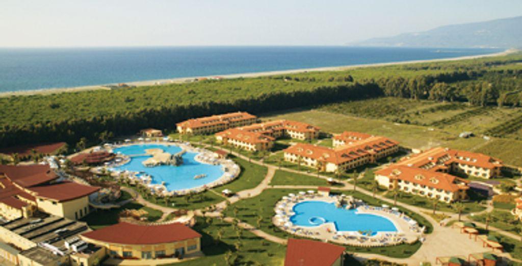 - Rocca Nettuno Garden Resort**** - Calabria - Italy Calabria