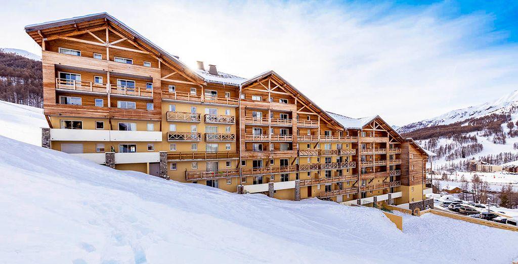 Résidence Les Cimes du Val d'Allos - last minute ski deals