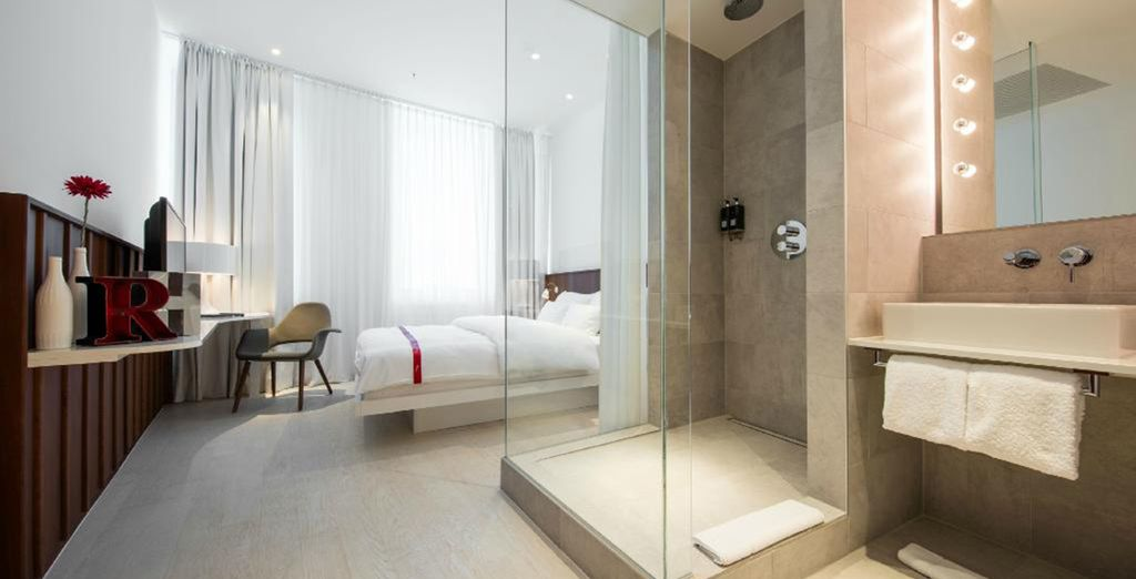 Stay in a beautifully designed Lovely Room