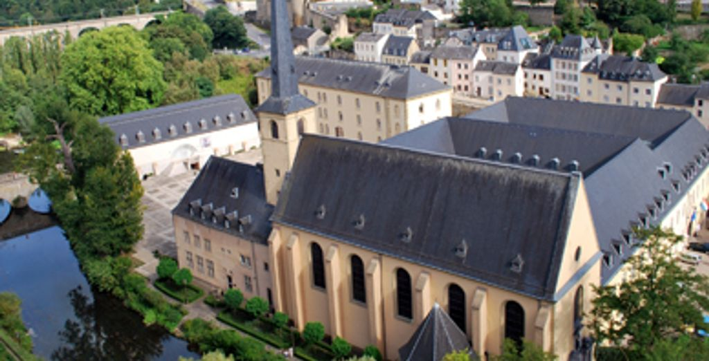 - Park Inn by Radisson*** -  Luxembourg City - Luxembourg Luxembourg City