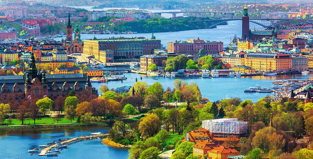 City break in Stockholm