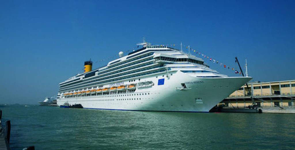 - Western Med Cruise**** - Various  Europe