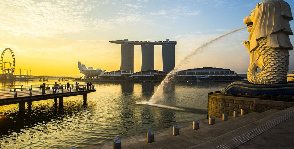 Discover the Far East - Azamara Quest Far East Singapore