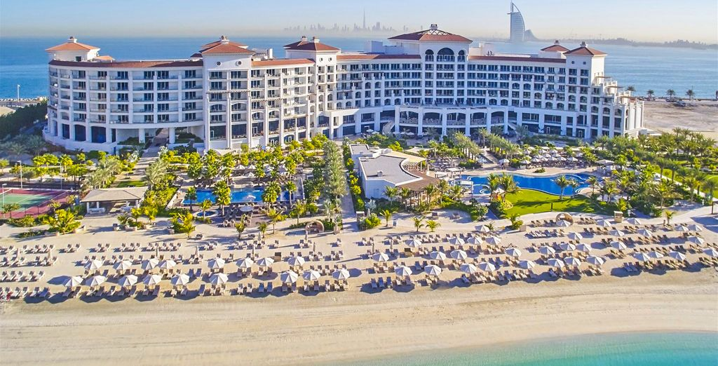 Welcome to Hôtel Waldorf Astoria The Palm 5*