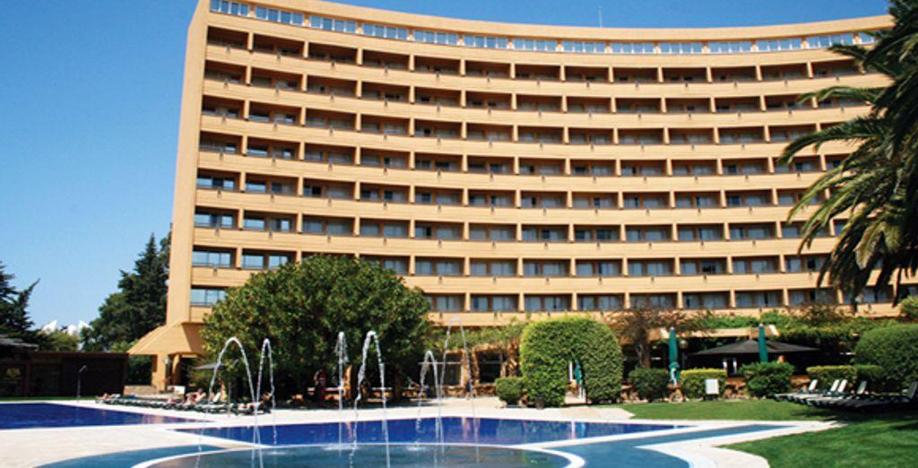 - Dom Pedro Golf Resort***** - Vilamoura - Portugal Algarve